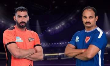 Pro-Kabaddi League 2017: Captain Anup Kumar, Shabeer lead U Mumba in victory against Dabang Delhi