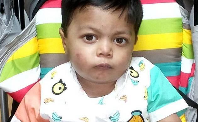 Pakistani kid undergoes heart repair surgery at Noida