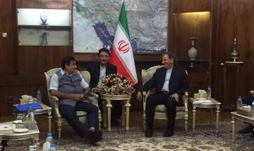 Iran: Chabahar Port a gateway to golden opportunities, says Gadkari at Rouhani's swearing in ceremony