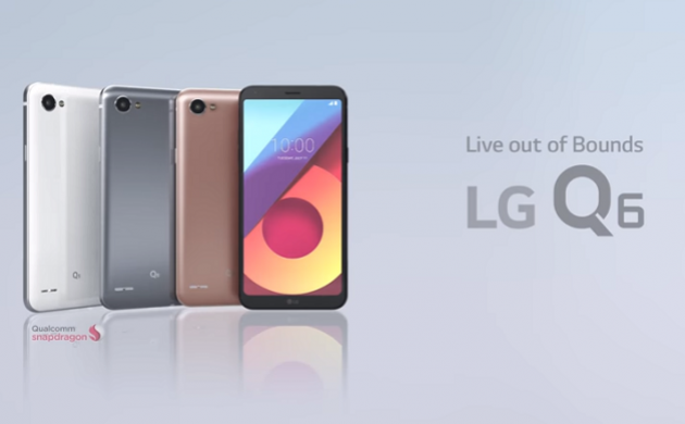LG Q6 with FullVision display to launch in India on August 10 (File Photo)