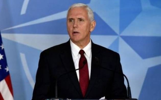 Mike Pence: Story on possible 2020 presidential run 'disgraceful'