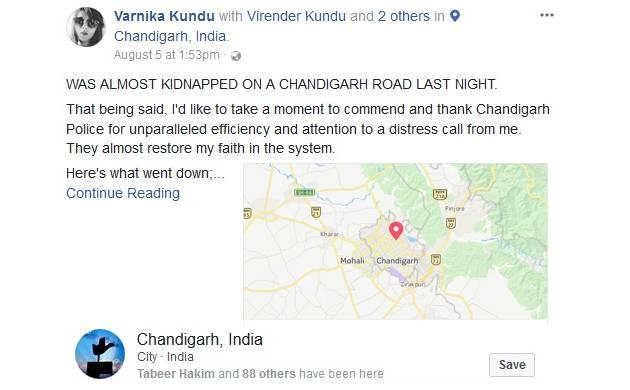Call girl chandigarh on facebook