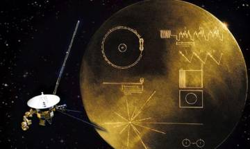 Nasa's Voyager-2 enters 40th year: Spacecraft carries Golden Record, collection of sounds, pictures & messages