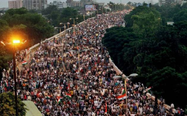 Lakhs of people are expected to be part of Maratha Kranti Morcha in Mumbai (Representative image)