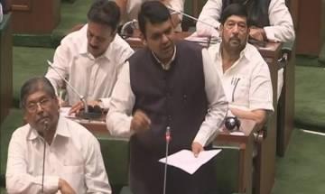 Maratha reservation protest: Devendra Fadnavis says matter referred to backward classes commission