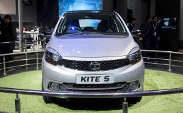 Tata Motors Tigor - File Photo