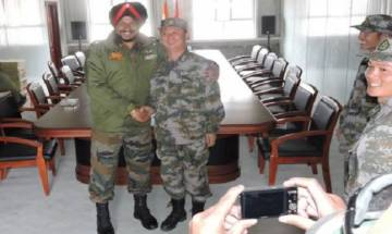 Amid Doklam standoff, India-China Army hold border personnel meet at Nathu La