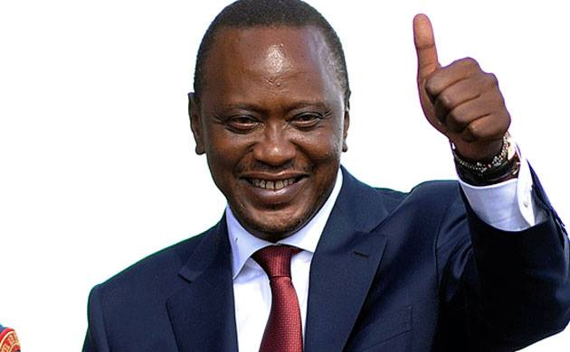 Uhuru Kenyatta wins Kenya Presidential polls
