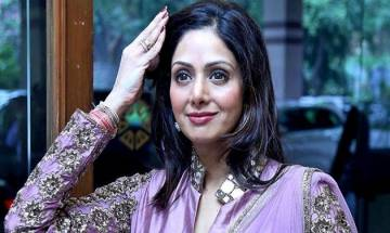 Sridevi birthday special: 5 best songs of the first female superstar of Bollywood