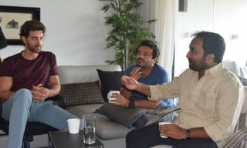 Hrithik Roshan begins preparation for mathematician Anand Kumar biopic (see pic)