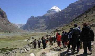 Kailash Mansarovar Yatra suspended due to damage of three bridges