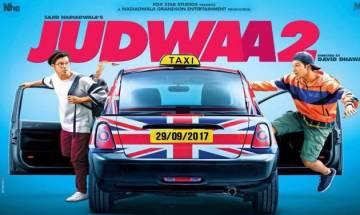 Judwaa 2 Poster: Varun Dhawan unveils first look on David Dhawan's birthday