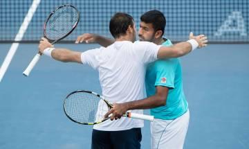 Cincinnati Masters: Bopanna-Dodig pair storm into quarterfinals, Mirza-Peng seal semifinal berth