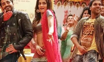 'Bareilly Ki Barfi' box office collection Day 1  Ayushmann Khurrana, Kriti Sanon starrer earns 3-4 crore: Reports