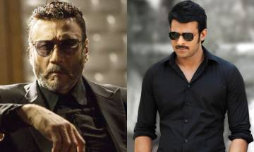 Saaho: After Shraddha Kapoor, Jackie Shroff joins the cast of Prabhas-starrer