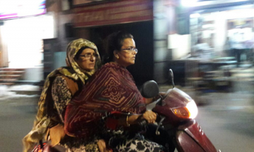 Viral Video | Kiran Bedi's 'incognito' night ride in Puducherry: Twitterati asks for helmet