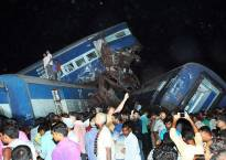 Kalinga Utkal Express toll reaches 24, 156 injured; railway orders probe in track work