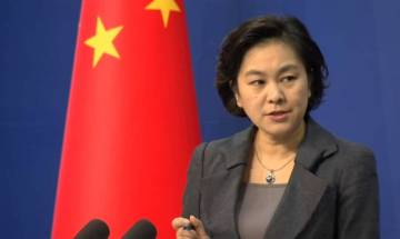 Pangong stone-pelting incident: China blames India, says their troops were beaten up during 'normal patrol'