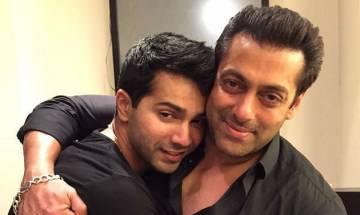 'Judwaa 1' Salman Khan shares the trailer of Varun Dhawan's 'Judwaa 2'