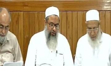 Jamiat Ulama-i-Hind on Triple talaq: 'SC's verdict is against Islamic Shariyat'