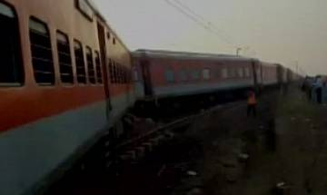 Train mishaps in UP continue, Kaifiyat Express derails 3 days after Utkal Express tragedy, 74 injured, 4 critical
