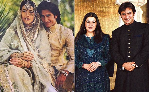 Saif Ali Khan paid THIS much alimony to ex-wife Amrita ...