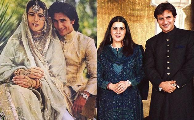 Saif Ali Khan paid THIS much alimony to ex-wife Amrita ...Saif Ali Khan Wife
