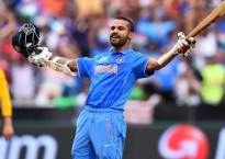 Shikhar Dhawan's purple patch with willow qualifies 'Gabbar' as one of India's greatest southpaws of game