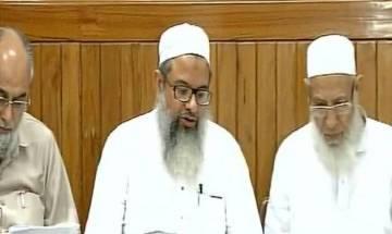 Jamiat Ulama-i-Hind says SC's verdict on instant talaq against Islamic Sharia
