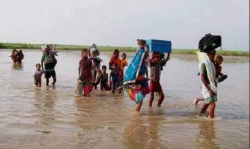 UP floods: Death toll rises to 99