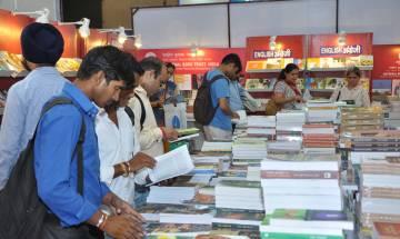 Delhi: 23rd edition of book fair to begin today