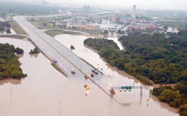 Hurricane Harvey: Texas inundated, millions battle 'catastrophic' flooding