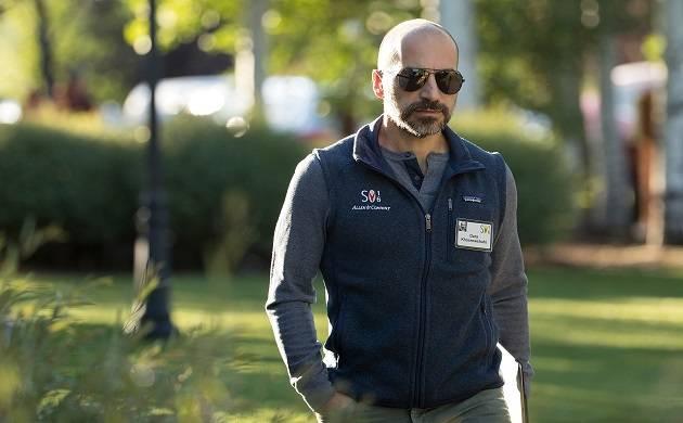 Expedia chief Dara Khosrowshahi
