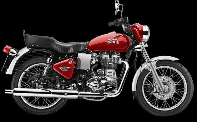 Royal Enfield Bullet Electra (file photo)