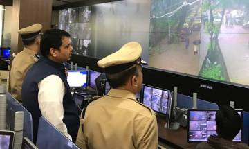 Mumbai rains: Chief Minister Devendra Fadnavis reviews situation, in constant touch with SDMC and BMC