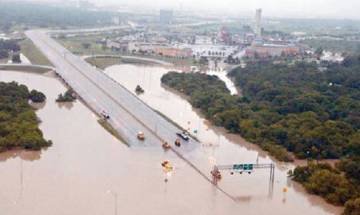 Hurricane Harvey: Two Indian students rescued from Lake Bryan