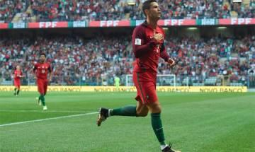 Cristiano Ronaldo nets hat-trick in Portugal's victory; surpasses Brazilian legend Pele on international goals list