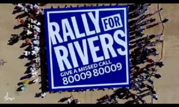 Rally for Rivers: Salman Khan, Juhi Chawla support the movement against issue of water depletion