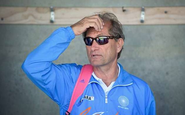 Roelant Oltmans sacked as Indian hockey coach