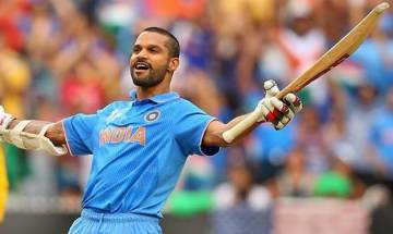 Shikhar Dhawan leaves for India to attend ailing mother; no replacement announced