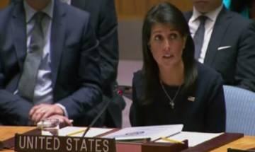 No more road left, North Korea is 'begging for war', US tells UN Security Council