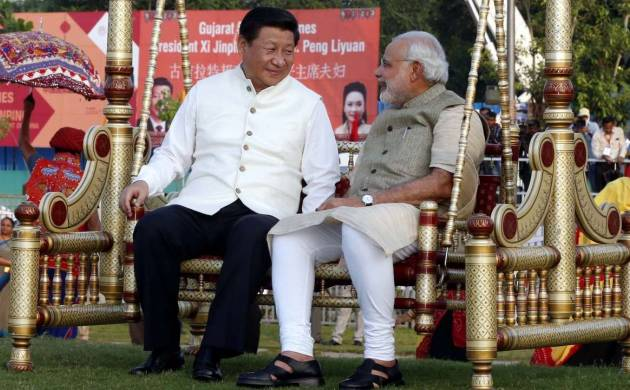 Modi-Jinping dynamics: From 2014 to today, reasons of love lost between Asiatic giants (Image: Xinhua, 2014)