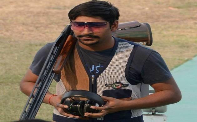 World Shotgun Championships: Ankur Mittal wins silver in men's double trap