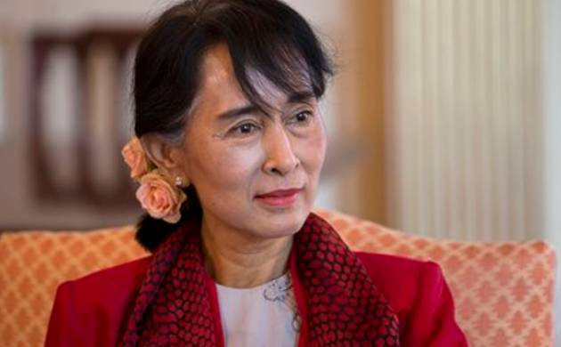 Suu Kyi on Rohingya Muslims: Need to identify terrorists, innocents (File photo)