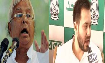 CBI summons Lalu Prasad Yadav, son Tejashwi Yadav in hotels-for-land scam