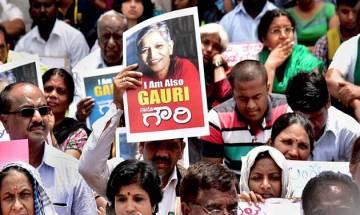 Gauri Lankesh murder: No breakthrough yet even as BJP and Congress indulge in slugfest