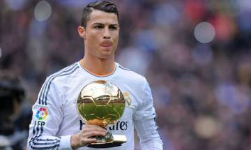 Cristiano Ronaldo 'delighted' to continue at Real Madrid - President