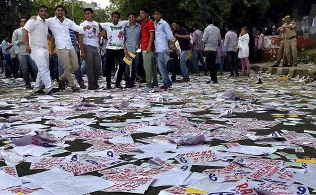 Delhi University Students Union (DUSU) election is being held on Tuesday (File photo)