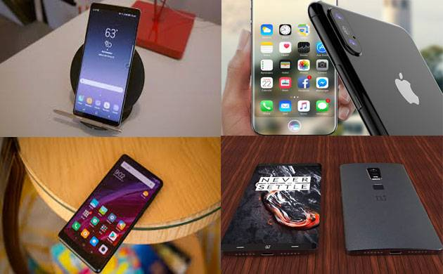 How iPhone 8 stacks against Mi Mix 2, Galaxy Note 8, OnePlus 5?