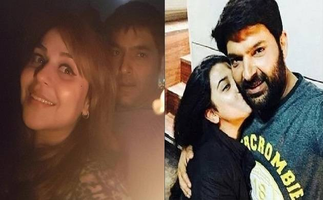 REALLY! Has Kapil Sharma and Ginni Chatrath parted ways?